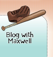Blog with Maxwell