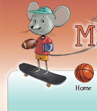 The Magic of Maxwell and his Tail by author Maureen Kanefield